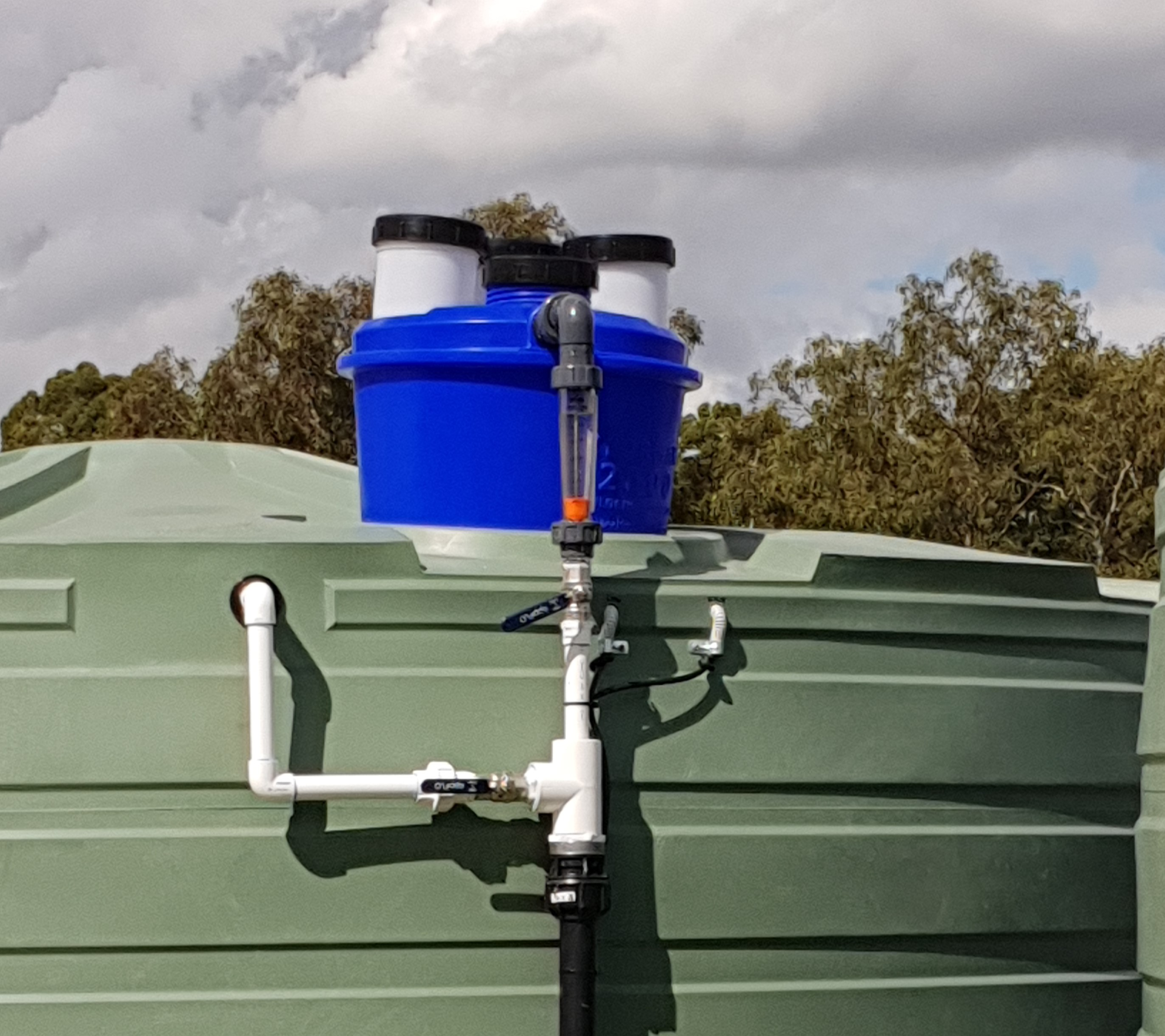 Klorman Watertech Chlorination System